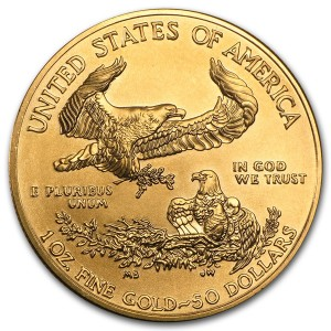 American Eagle Obverse Side